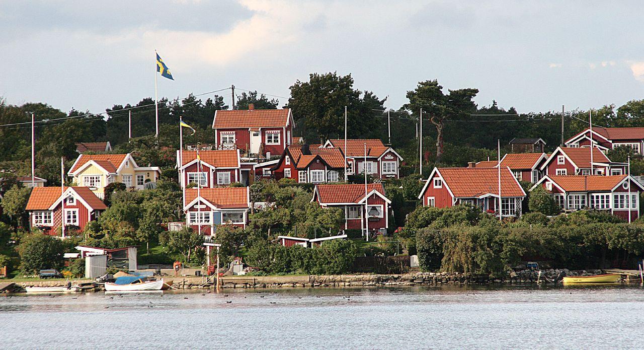 """Das"" Schwedenmotiv: Brändaholm in Karlskrona. Foto: Giåm (Guillaume Baviere) /flickr.com (CC BY 2.0)"
