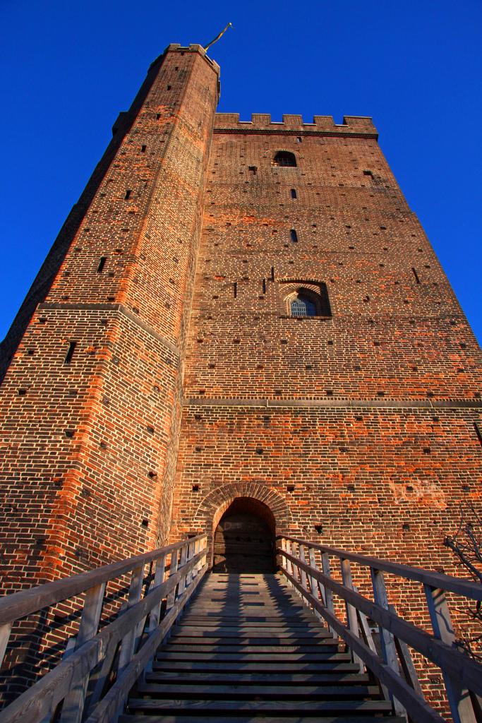 Der Eingang zum Kärnan. Foto: Giåm (Guillaume Baviere) /flickr.com (CC BY 2.0)