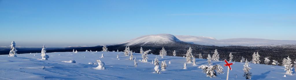 Fjäll-Panorama bei Idre. Foto: m.prinke /flickr.com (CC BY-SA 2.0)