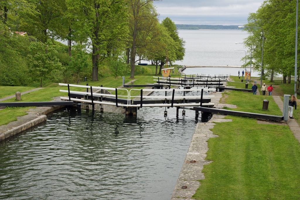Göta-Kanal, Schleuse Motala. Foto: Allie_Caulfield/ flickr.com, (CC BY 2.0)