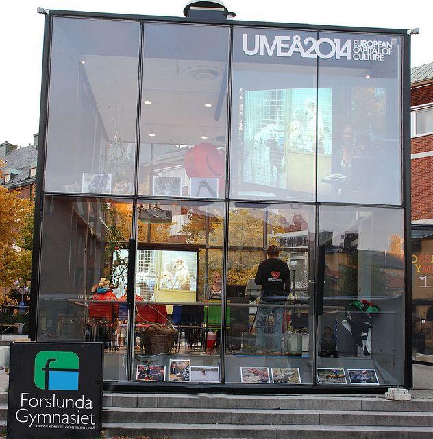 Glashuset Umea
