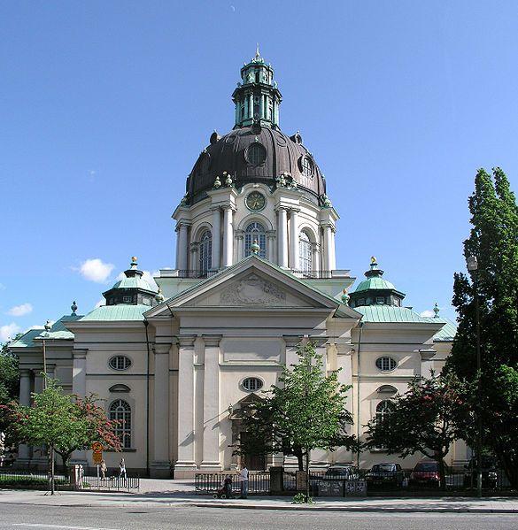 Die Gustaf Vasa kyrka am Odenplan in Norrmalm, Stockholm. Foto: Håkan Svensson (Xauxa) /commons.wikimedia.org/ (CC BY-SA 3.0)