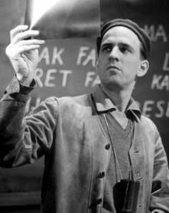 Ingmar Bergman 1957.