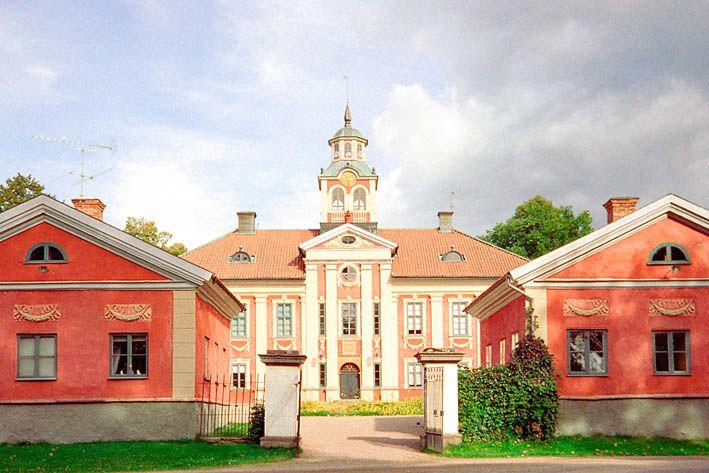 Schloss Mariedal. Foto: commons.wikimedia.org, Fotograf: Wigulf. (CC BY-SA 3.0)