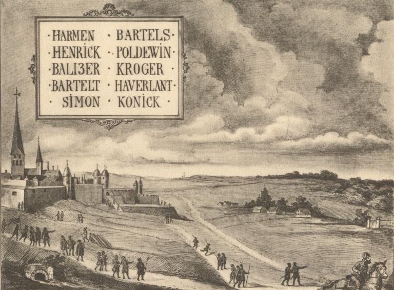 Reval im Jahre 1561