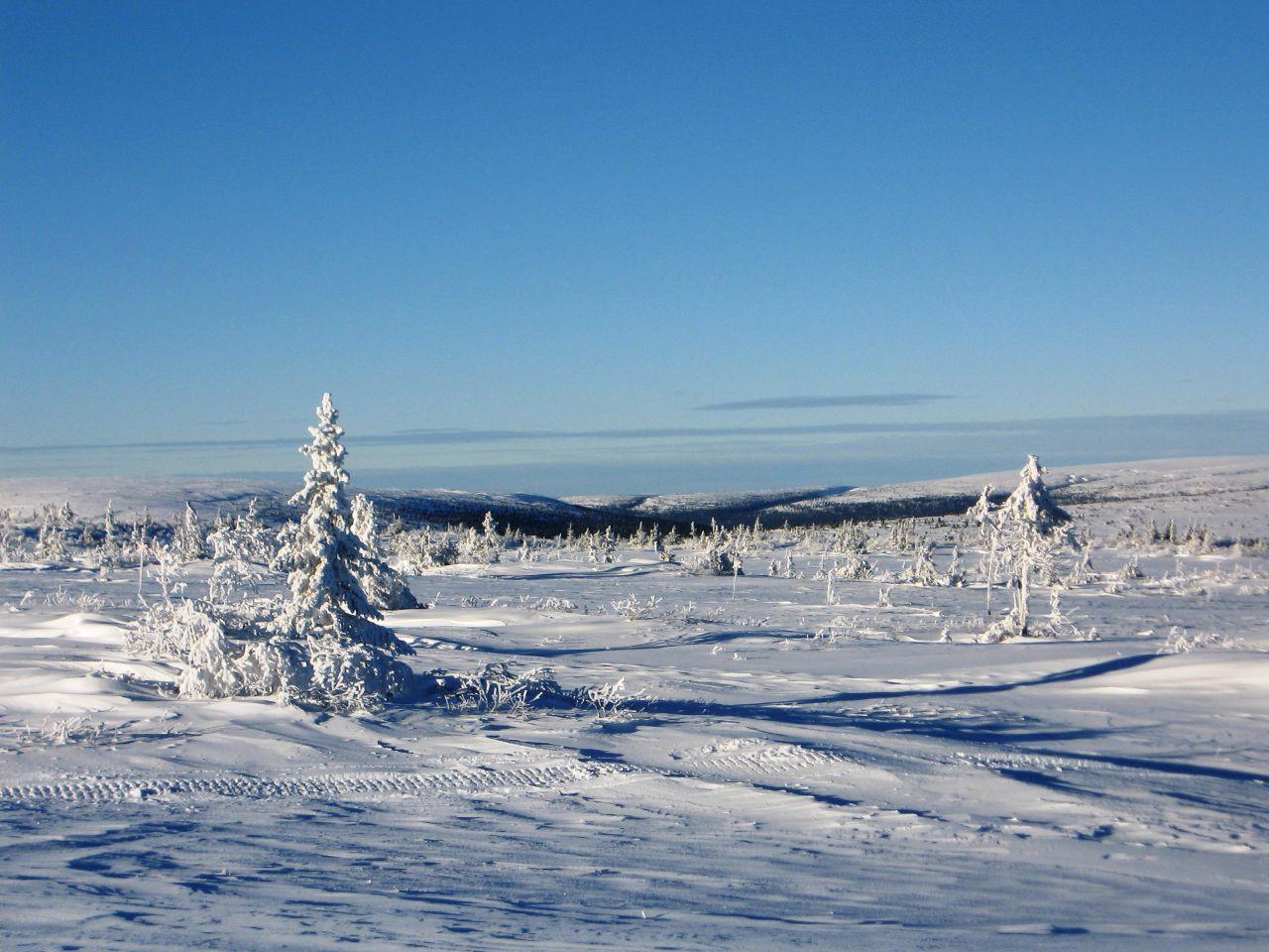 Im Skigebiet Sälen. Foto: Giåm (Guillaume Baviere) /flickr.com (CC BY 2.0)
