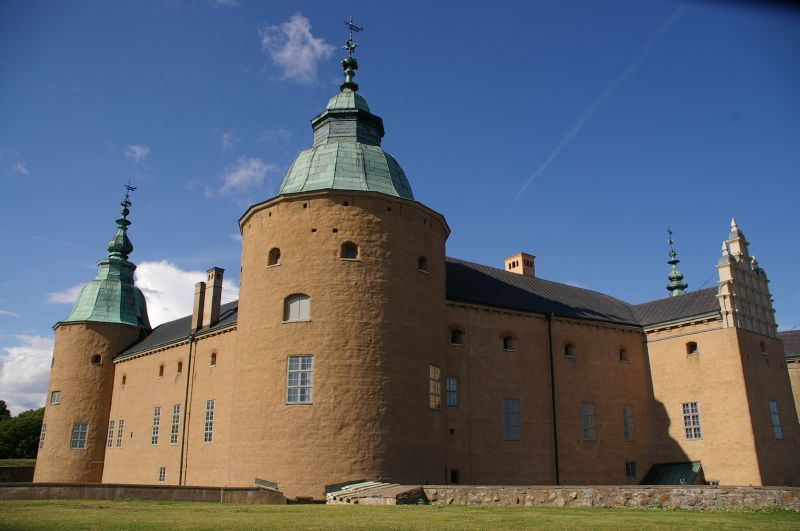 Schloss Kalmar. Foto: Percita / flickr.com, (CC BY-SA 2.0)