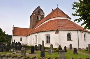Kirche in Båstad