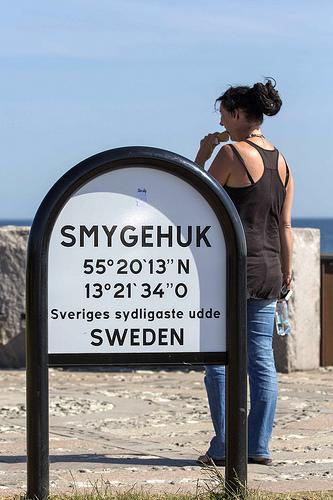 Smygehuk - Der südlichste Punkt Schwedens