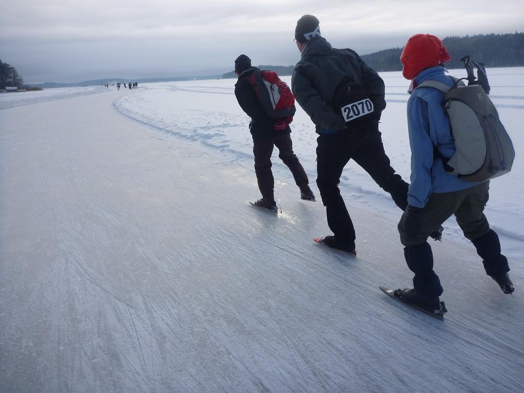 Schlittschuhrennen auf dem Mälaren, Vikingarännet 2010. Foto: salgo1960 /flickr.com (CC BY-ND 2.0)