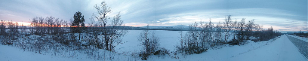 Winterliches Lappland. Foto: Nosleeper (Roberto Terracciano) /flickr.com (CC BY 2.0)