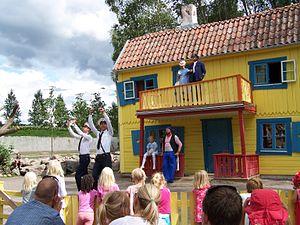 Villa Kunterbunt in Astrid Lindgrens Welt
