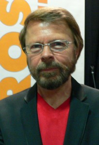 Björn Ulvaeus im Jahre 2007. Bild aus Wikipedia. Fotograf: Hannibal.