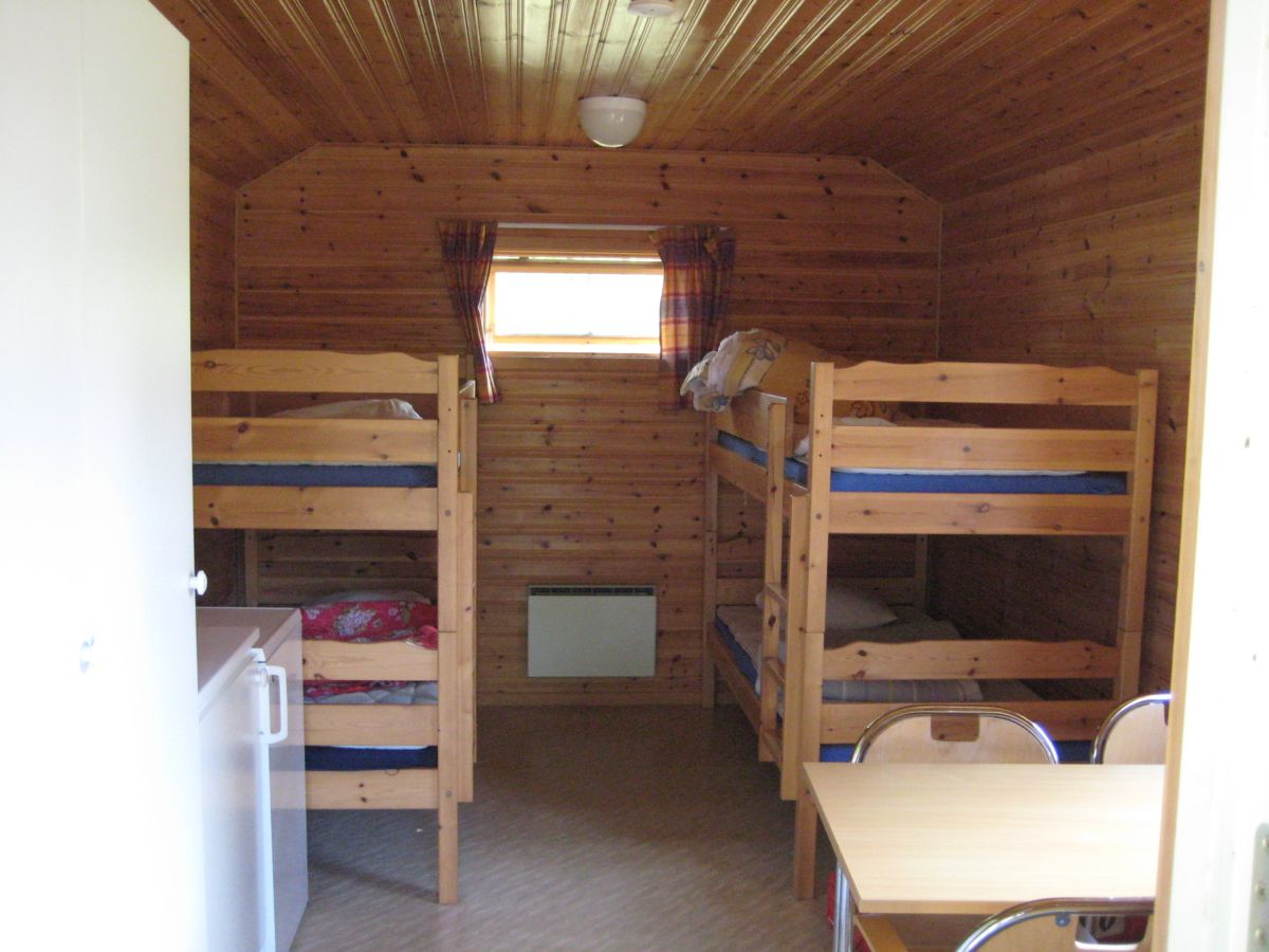 Stuga, die schwedische Campinghütte als Alternative zum Zelt ...