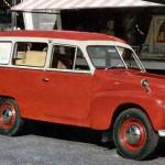 Der Volvo PV 445 Duett