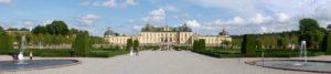 Schloss Drottningholm. Bild aus Wikipedia. Fotograph: Holger Ellgaard