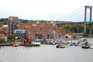 Die ehemalige Carnegie-Brauerei in Göteborg