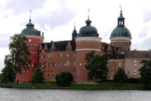 Schloss Gripsholm. Bild aus Wikipedia. Fotograph: Håkan Svensson