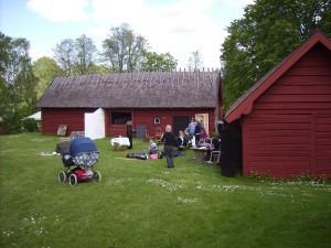 Hembygdsgård in Mjölby, Östergötland Bild aus Wikipedia. Fotograf: Harri Blomberg