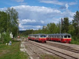Inlandsbana. Aus Wikipedia. Fotograf: Gunnar1m