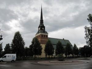 Die Kirche von Mora Fotograf: Heide