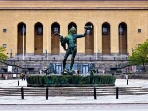Museen am Götaplatsen, Göteborg.