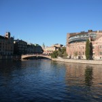 Riksdag - wer hier einziehen darf, hat sie 4%-Hürde überwunden