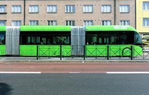 """Superbus"" in Malmö"
