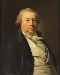 Ölbild von Johan Tobias Sergel. Fotografiert von Cecilia Heisser im Nationalmuseum. Bild aus Wikipedia