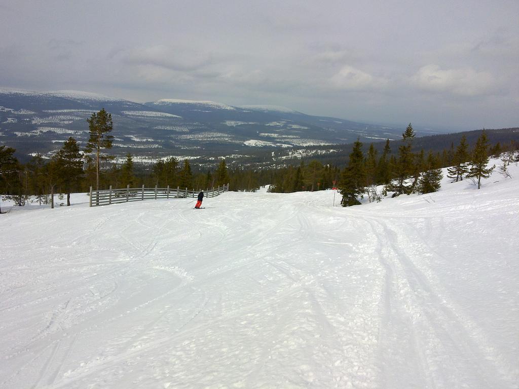 Abfahrt im Skigebiet Stöten. Foto: Kakakrokodil (Karin Jonsson) /flickr.com (CC BY 2.0)