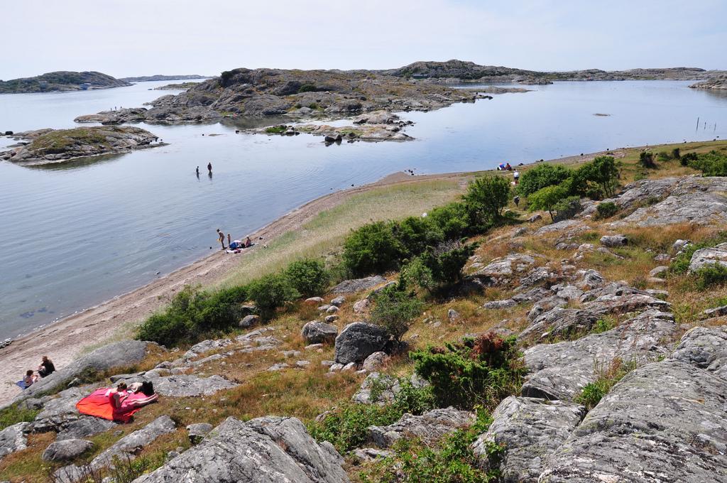 Auf der Insel Styrsö im südlichen Schärengarten von Göteborg.
