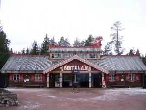 Tomteland. Bild aus Wikipedia, Fotograf: Cyberjunkie