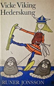 Vicke Viking - Romanreihe von Runer Jonsson über die Wikingerzeit. Foto: litteretro.se