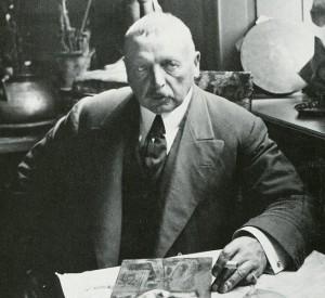 Anders Zorn 1908. Bild aus Wikipedia